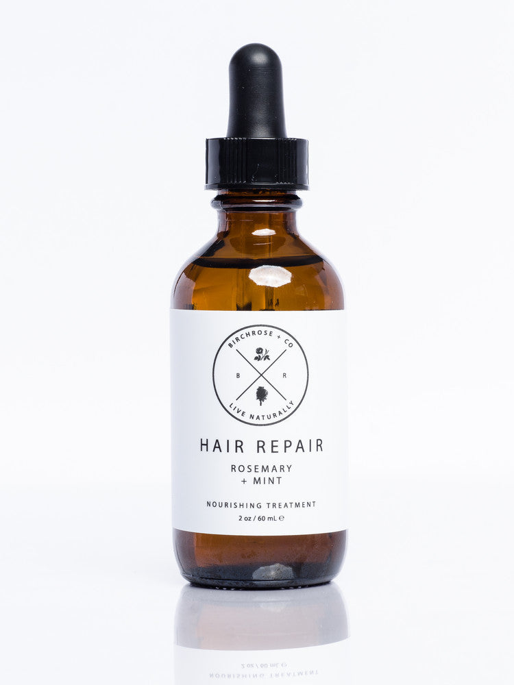 Hair Repair - Rosemary + Mint