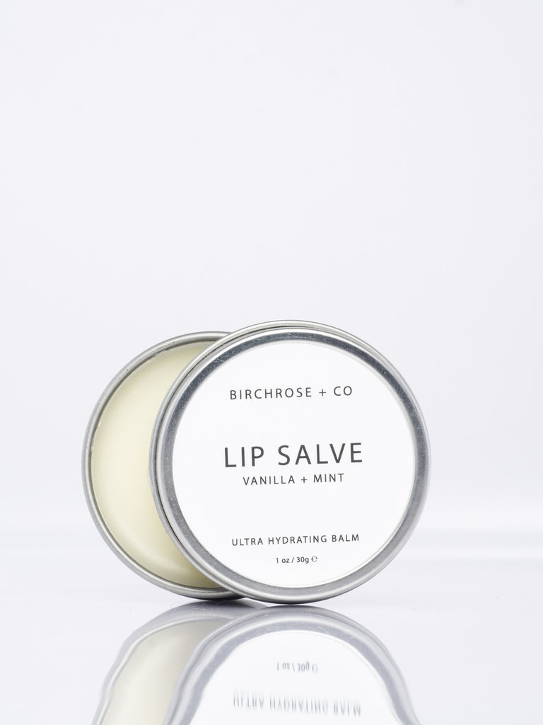 Lip Salve - Vanilla + Mint