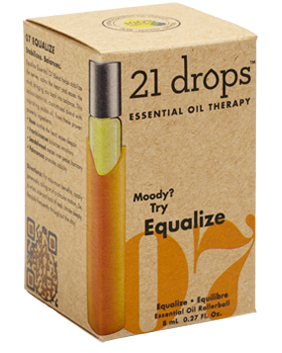 21 Drops - Equalize Essential Oil Blend #7