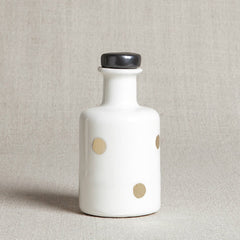 Apothecary Bottle - Dalmation and Copper