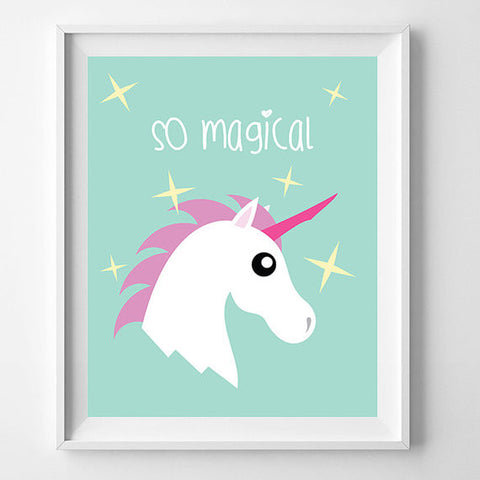 So Magical Print