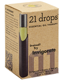 21 Drops - Invigorate Essential Oil Blend #1