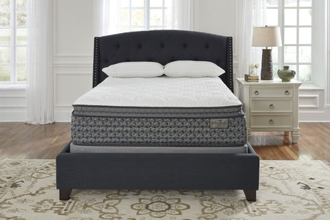 Sierra Sleep by Ashley - Mt. Rogers Pillow Top Mattress