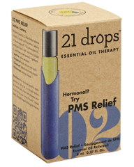 21 Drops - PMS Relief Essential Oil Blend #2