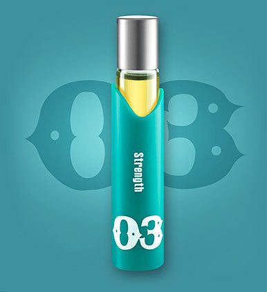 21 Drops - Strength Essential Oil Blend #3