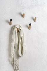 Wall Hooks - Set of 5