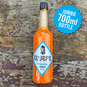 Hot Sauce Volcán - 700ml