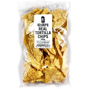 250g Real Tortilla Chips