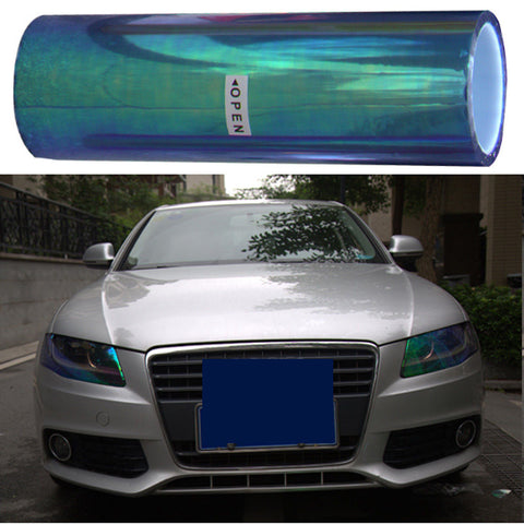 Chameleon / Photochromic - Headlight / Tail Light Tinting Film