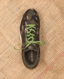 Avocado Flat (Green) | Flat shoelaces