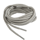 Thick round (Light grey) | Shoelaces