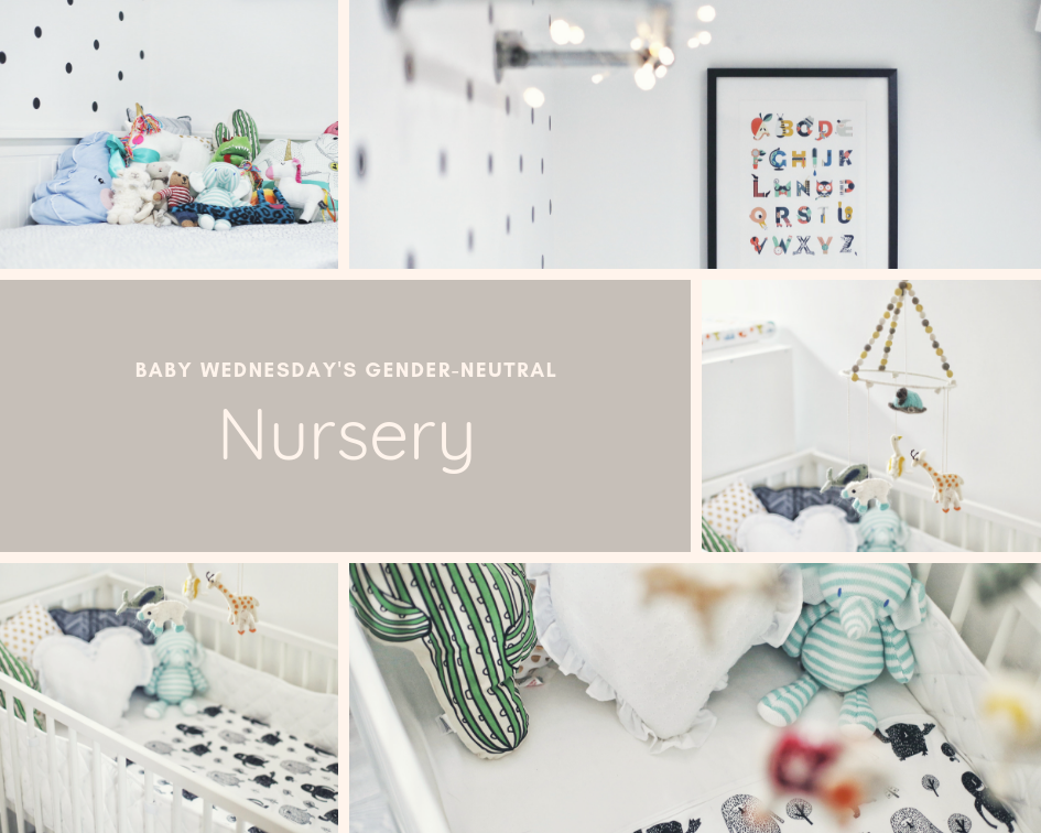 Baby's Gender-Neutral Nursery