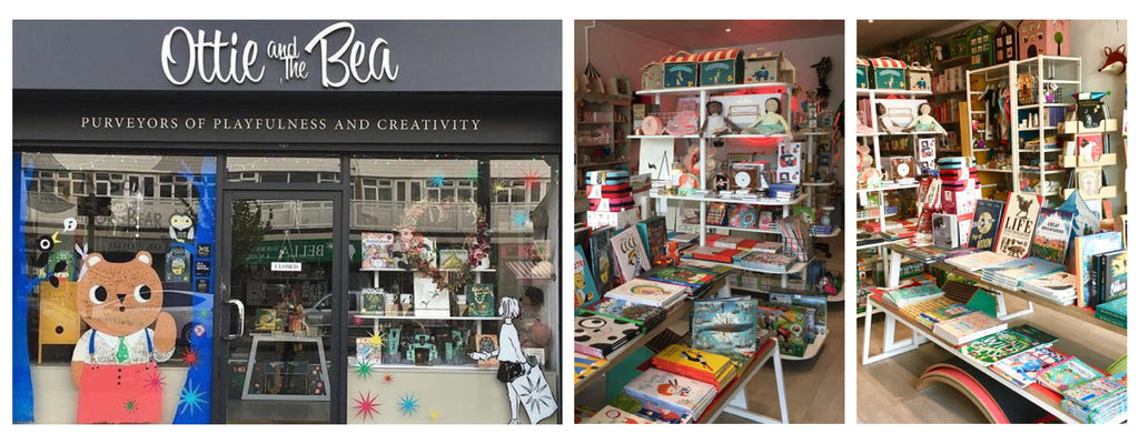 Meet our new stockist... Ottie and the Bea