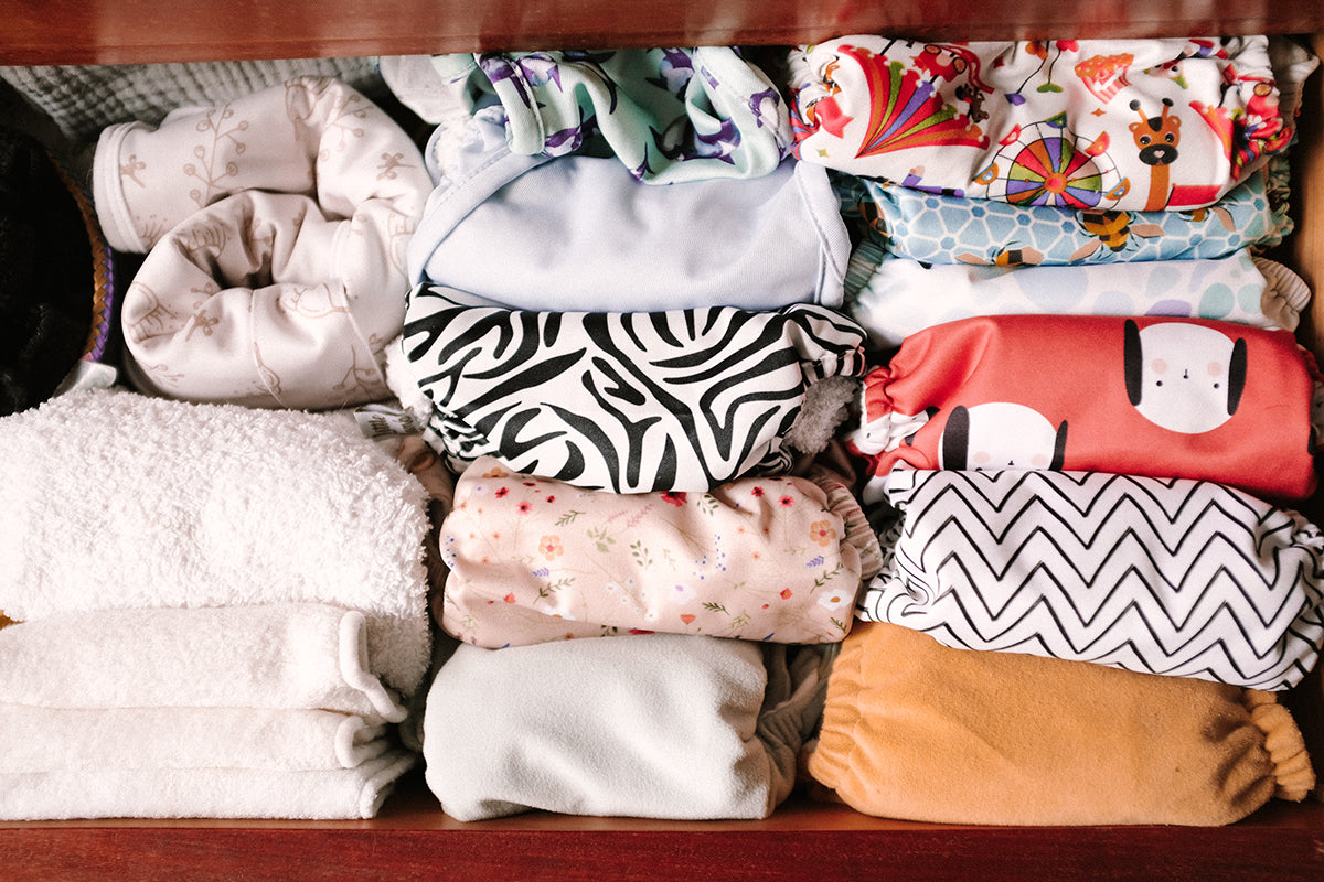 Dinki Journal my honest account of cloth nappies for my baby