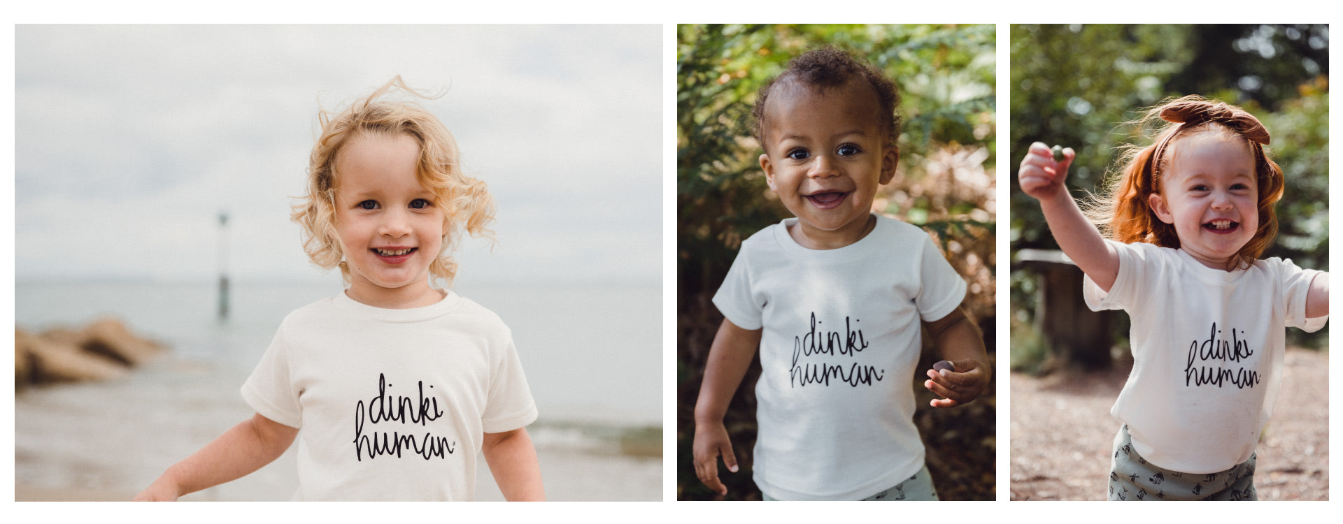Dinki Human Organic Kids Clothes : Kids t-shirts and unisex kids clothes