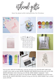 Dinki Human featured in the And So To Shop Christmas Gift Guide