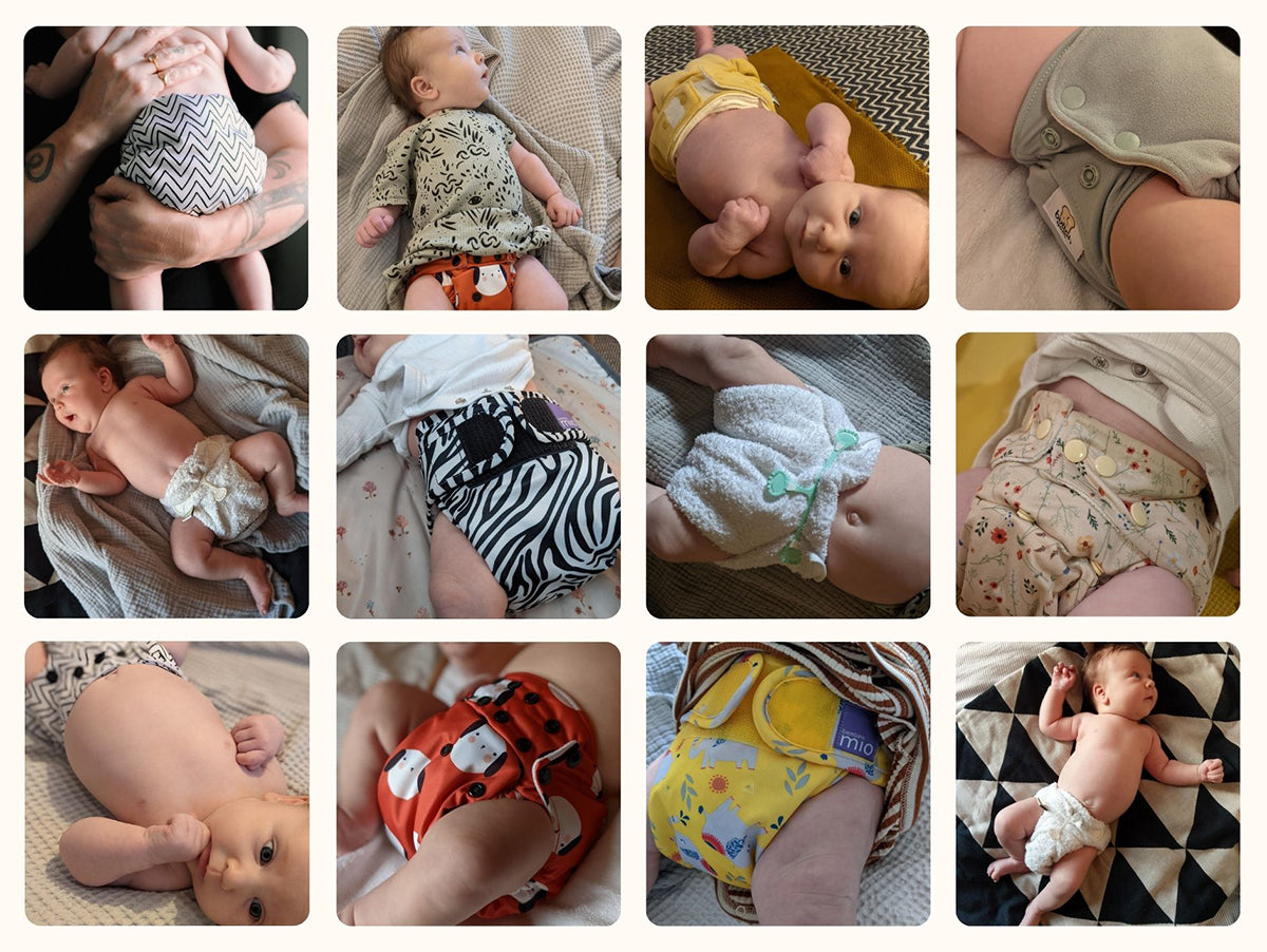 dinki journal why I love cloth nappies and reusable nappies and think you will too