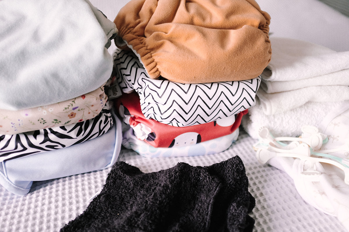 using cloth nappies for our baby eco parenting