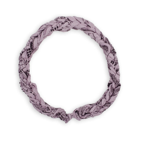Hand Woven Stretchy Headband - Dinki Human Organic Kids Clothing