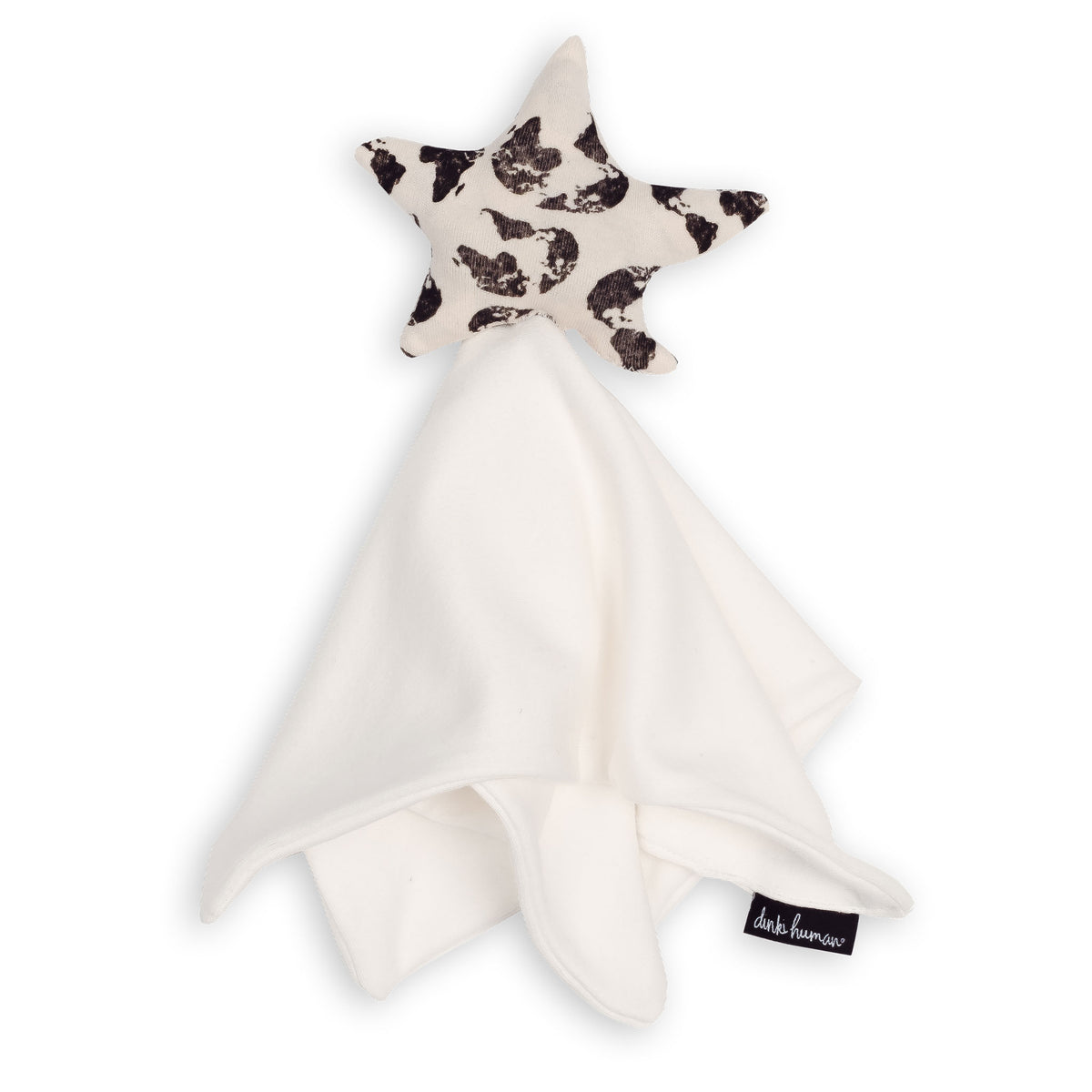 Star Snuggle Baby Comfort Toy - Dinki Human Organic Kids Clothing