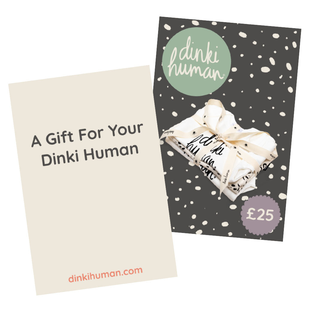 Give a Dinki Human Gift Card