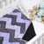 Hand Made Chevron Patchwork Quilt - Dinki Human Organic Kids Clothing