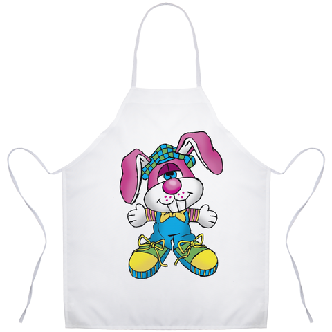 Ratchet the Rabbit Apron