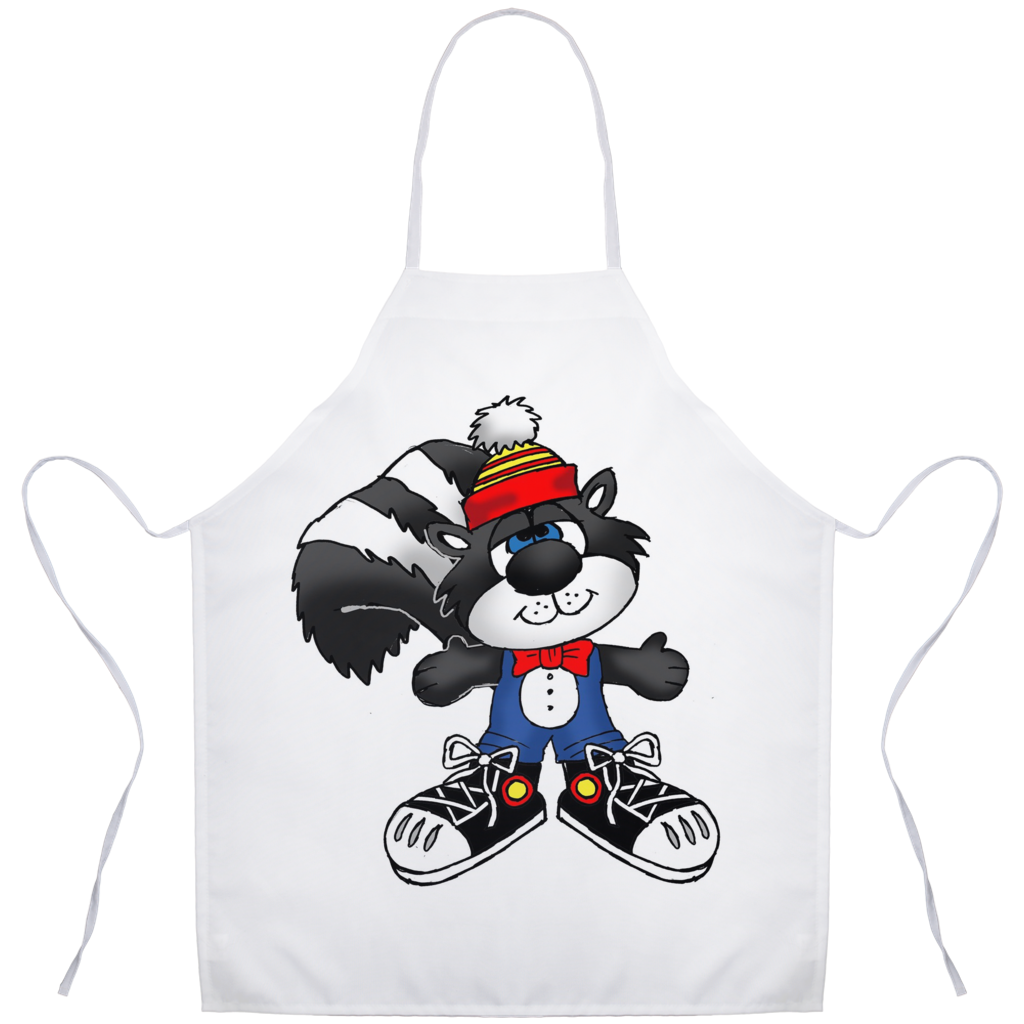 Sherman the Skunk Apron