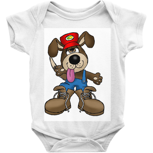 Digger the Dog Onesies