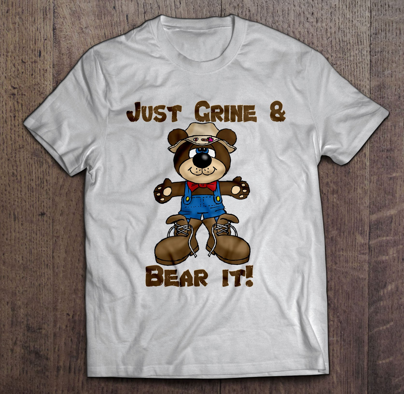 Bernie the Bear T-Shirt