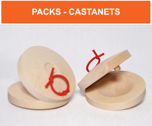 Castanets pack