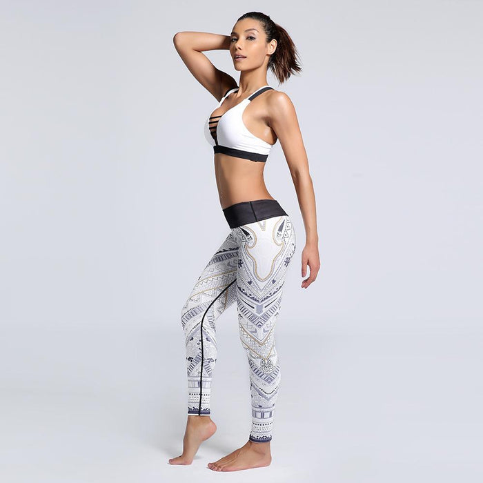 Warrior Code Leggings
