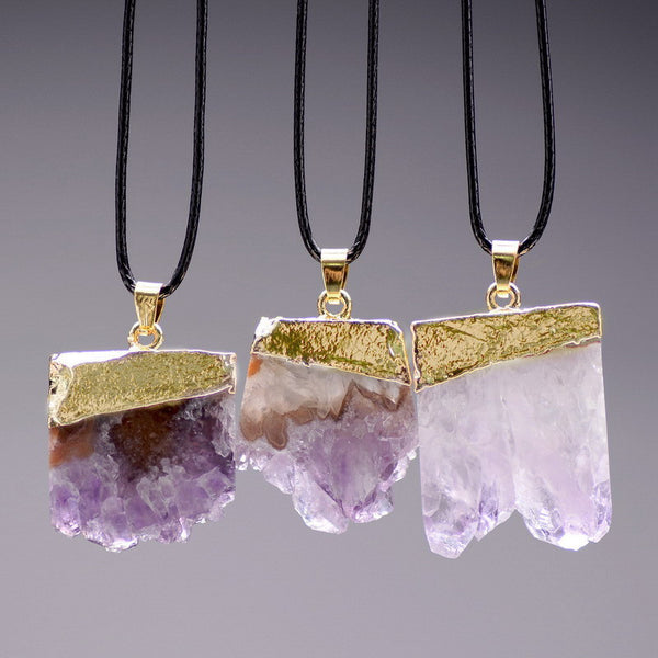 Irregular Natural Amethyst