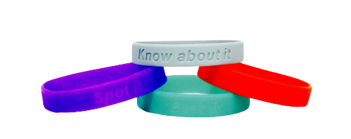Clubit for Charity Wristbands