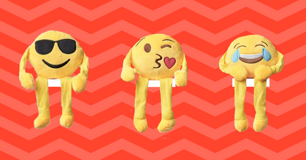 Emoji Shelf Buddies FB