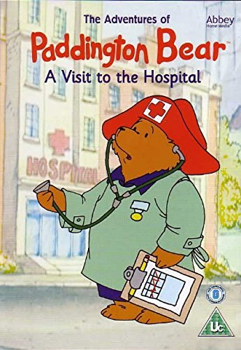 The Adventures of Paddington Bear A Visit to the Hospital DVD
