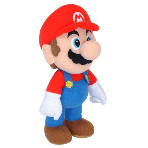 Super Mario Bros Officially Licensed Nintendo Mario Soft Toy.