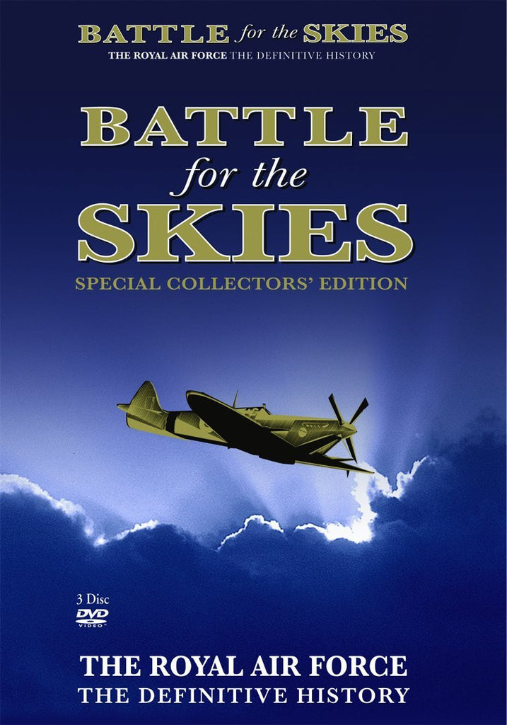 Battle For The Skies Special Collectors Edition DVD