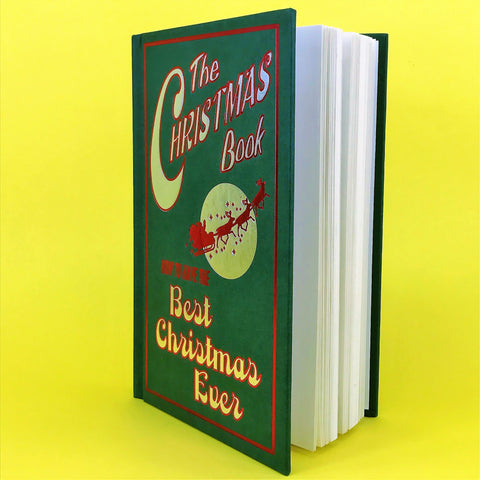 The Christmas Book. Plan an amazing Christmas party
