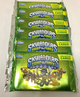 Skylanders Swap Force Collector Trading Cards - Clubit.co.uk