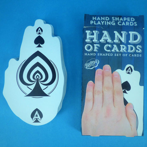 Hand Playing Cards