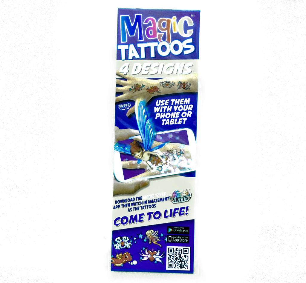 Fairy Magic Temporary Tattoo