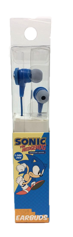 Sonic the Hedgehog Ear Buds Earphones