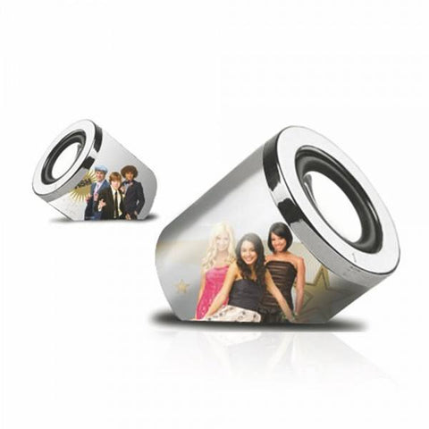 Disney High School Musical 2.0 USB Speakers - Clubit.co.uk