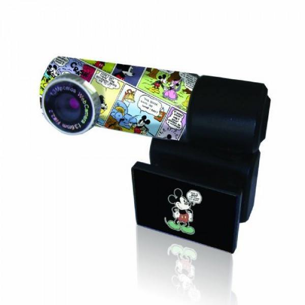 Disney Mickey Mouse Webcam
