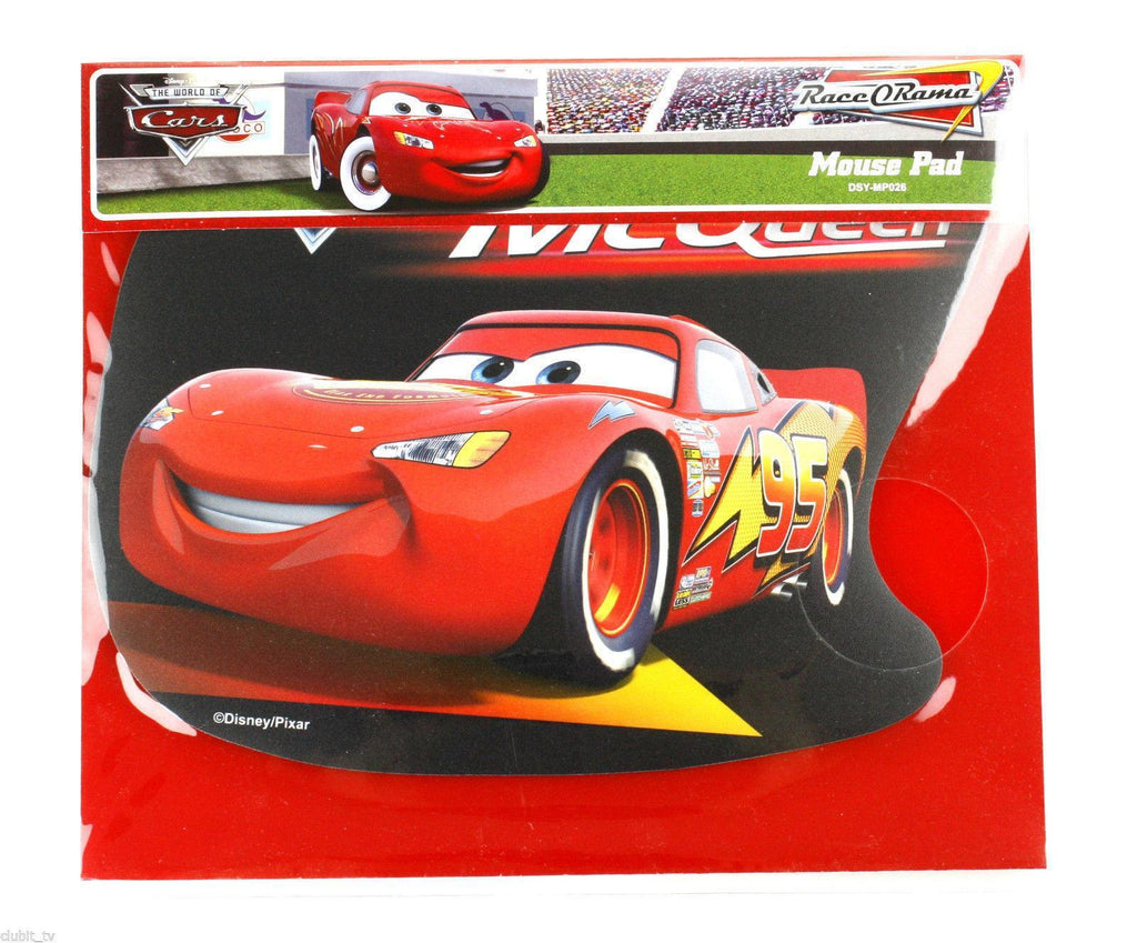 "Disney Pixar Cars ""McQueen"" Mouse Mat - Clubit.co.uk"