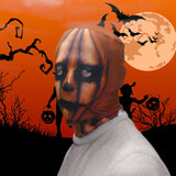 Face Mask - Pumpkin Head Scary Halloween Face Mask