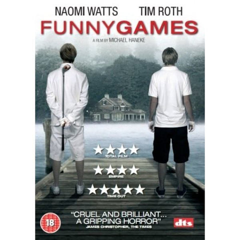 Funny Games [DVD] - Clubit.co.uk