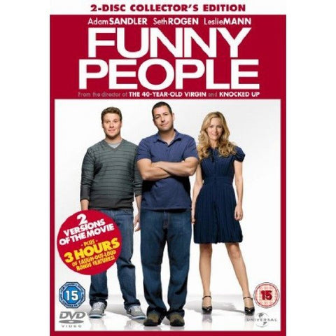 Funny People [DVD] - Clubit.co.uk