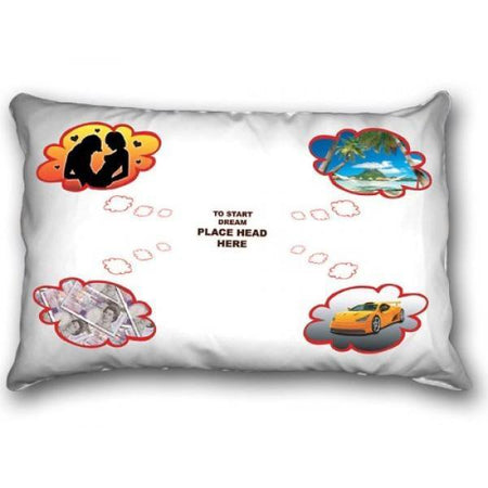 Novelty Dream Pillowcase - Clubit.co.uk
